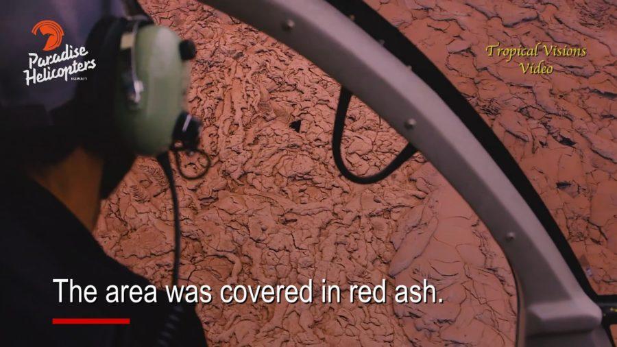 VIDEO: Flyover Pu'u O'o, Fissure As USGS Monitors Earthquakes