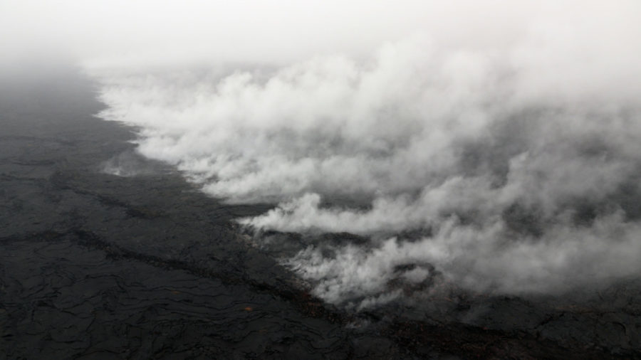 Noon Update: Agencies Prepare For Possible Eruption