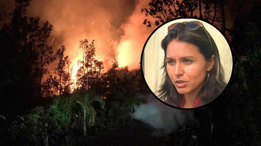 VIDEO: Rep. Tulsi Gabbard On Hawaii Eruption Response