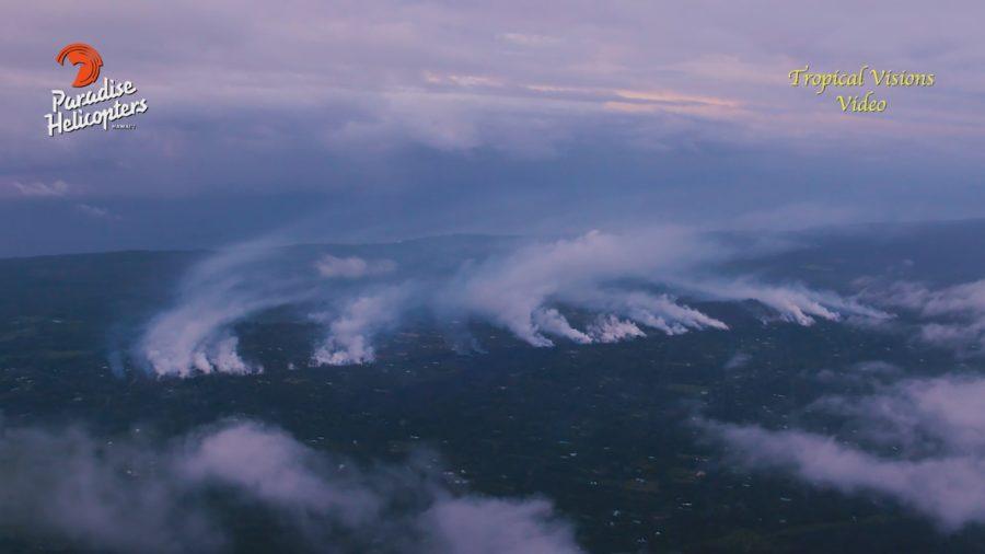 VIDEO: 3 pm Eruption Update – Lanipuna Fissure, PGV Proclamation