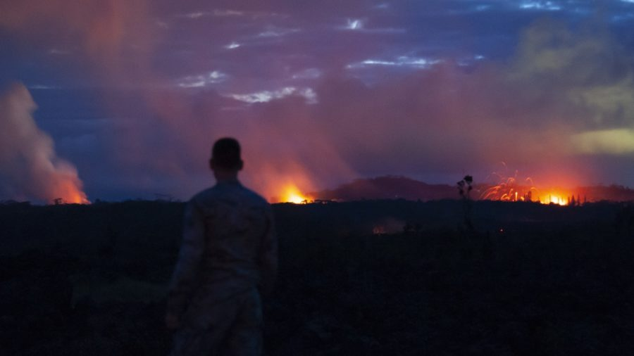 VIDEO: Hawaii Eruption Update Given During Conference Call