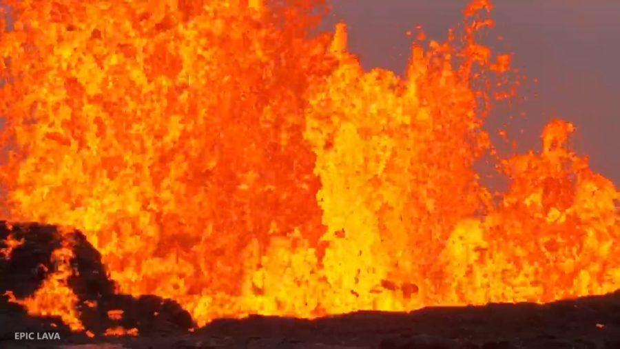 VIDEO: Scientist Gives Puna Eruption Presentation