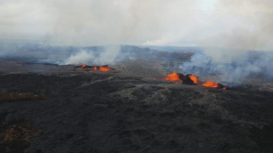 VIDEO: 7 pm Eruption Update – Lava Has Covered 3.7 Square Miles