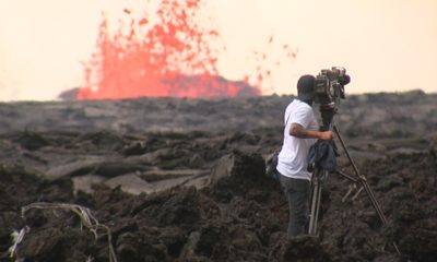 VIDEO: USGS Gives Eruption Update At Press Conference