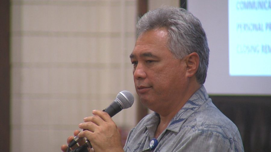VIDEO: Eruption Meeting – Puna Power Outages, Service Disruptions
