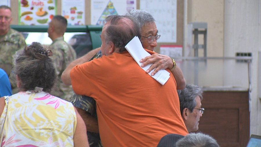 VIDEO: After Losing Kapoho Home To Lava, Mayor Speaks