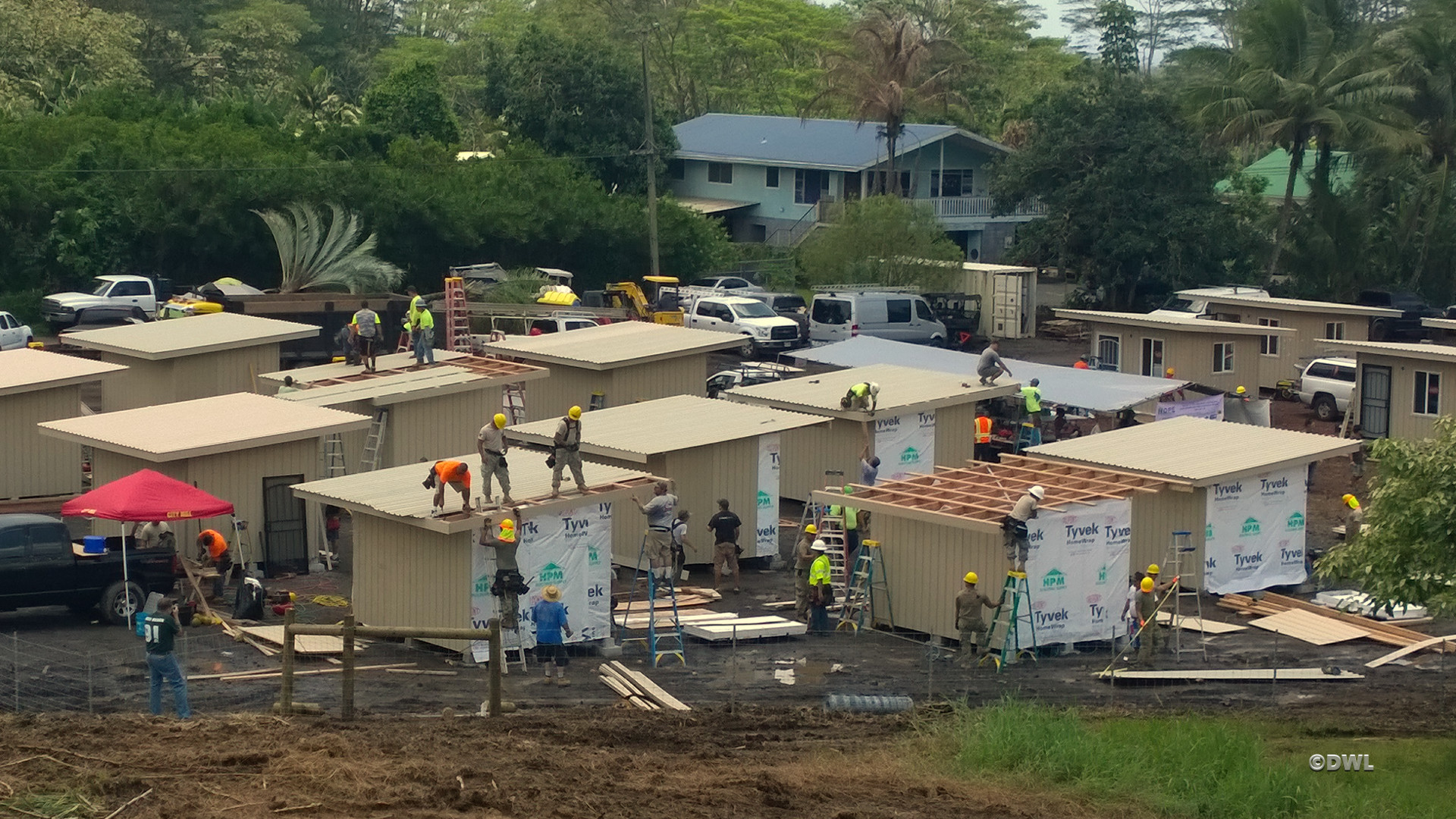 Image result for pahoa micro shelters
