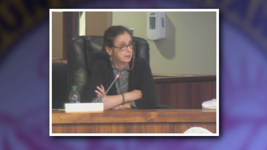 VIDEO: County Budget Debate Stirs Emotions In Time Of Eruption
