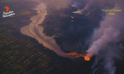 Eruption Digest For June 12: FEMA, Summit Subsidence