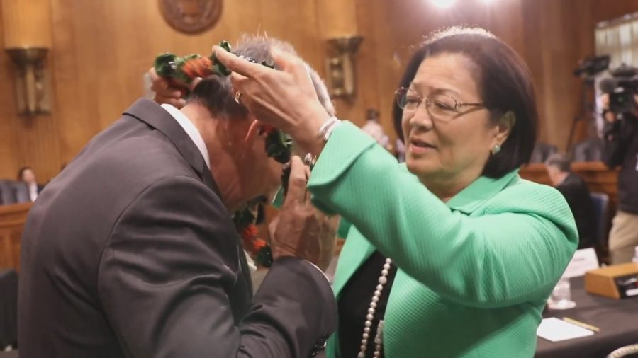 VIDEO: Hirono Supports Harris For Ambassador To South Korea