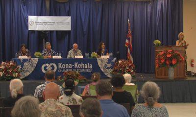 VIDEO: Gubernatorial Candidates Talk Kilauea, Mauna Kea