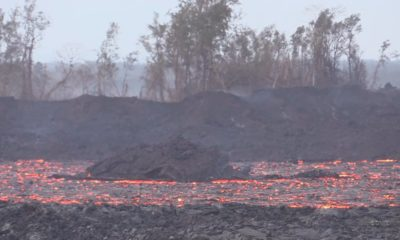 VIDEO: 8 am Eruption Update – Vog Spreads, Disaster Recovery Center Open