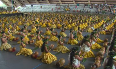 VIDEO: Ka Aha Hula O Halauaola Opening Ceremony In Hilo