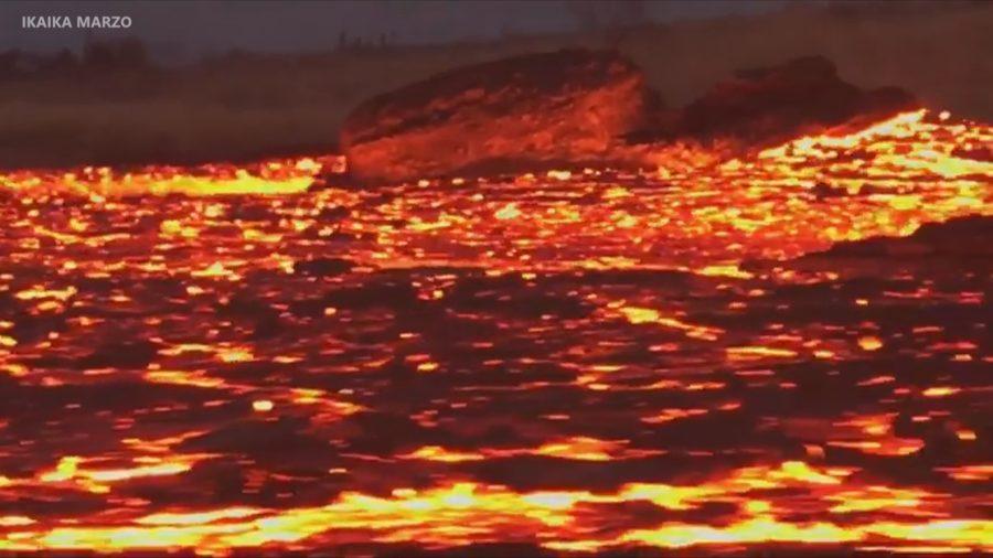 7 am Eruption Update – 817 People Registered With FEMA