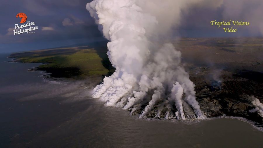 VIDEO: 7 am Eruption Update – Over A Thousand Registered With FEMA