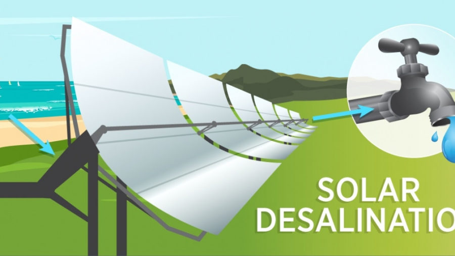 Nearly $2 Million Awarded To NELHA Solar Desalination Project