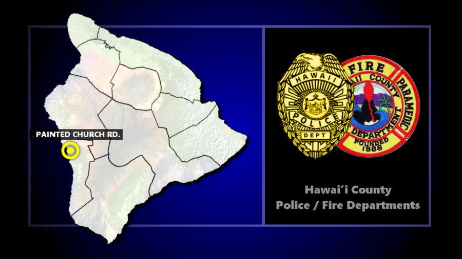 Police Identify Suspect, Victim In Deadly Honaunau Shooting
