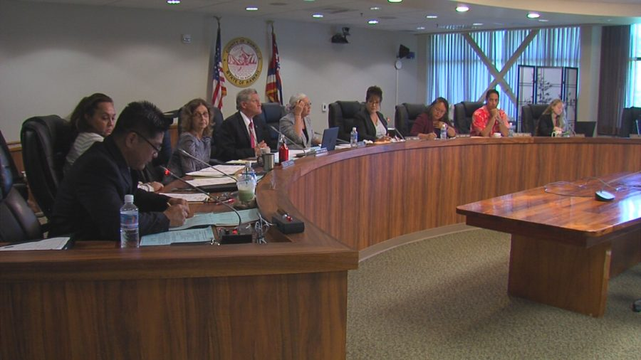 VIDEO: Hawaii County Council Approves GE Tax Surcharge