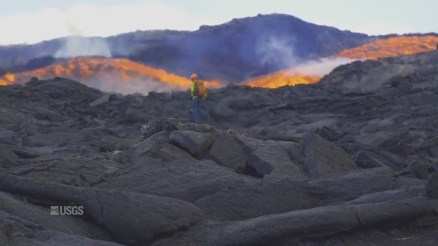 VIDEO: 7 am Eruption Update – Highway 130 To Reopen To All Traffic