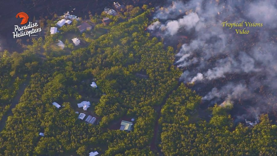VIDEO: 7 am Eruption Update – Community Meeting Tonight In Volcano