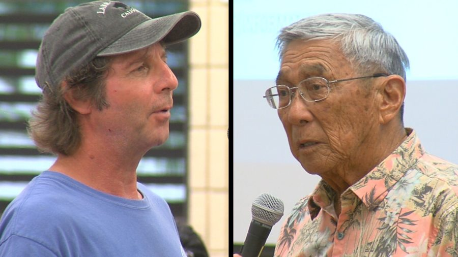 VIDEO: Volcanic Eruption Public Meeting Held In Pahoa