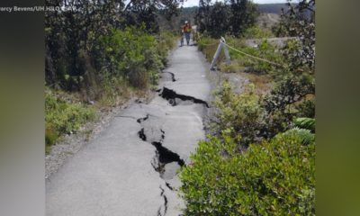 VIDEO: Hawaii Volcanoes National Park Closure Update
