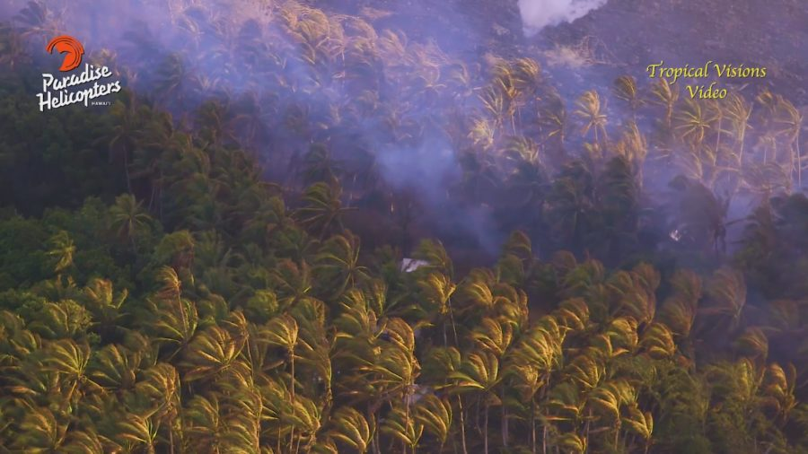 VIDEO: Eruption Update – Media Conference Call, Summit Collapse Explosion