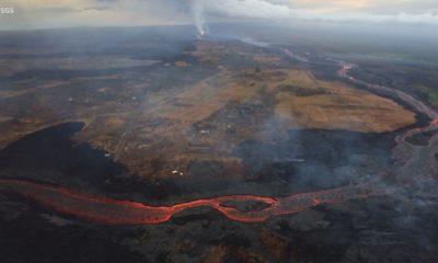 VIDEO: USGS Explains Lava Explosions At Ocean Entry