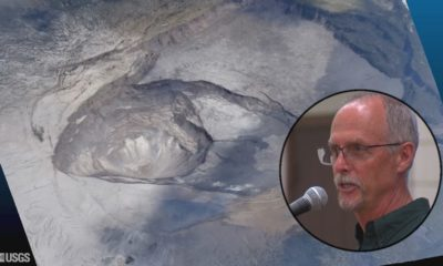 VIDEO: USGS Says Hawaii Eruption Unprecedented In Past 200 Years