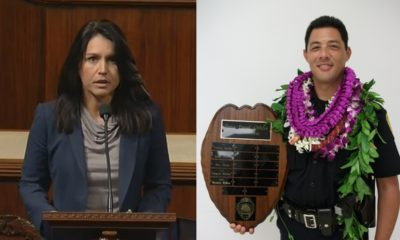 VIDEO: Hawaii Leaders Honor Fallen Police Officer Kaliloa