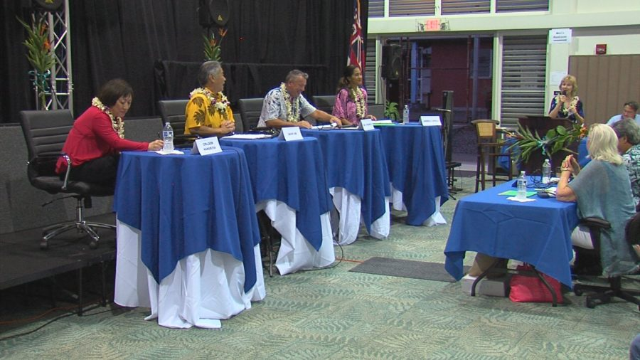 VIDEO: Governor Candidate Forum In Hilo
