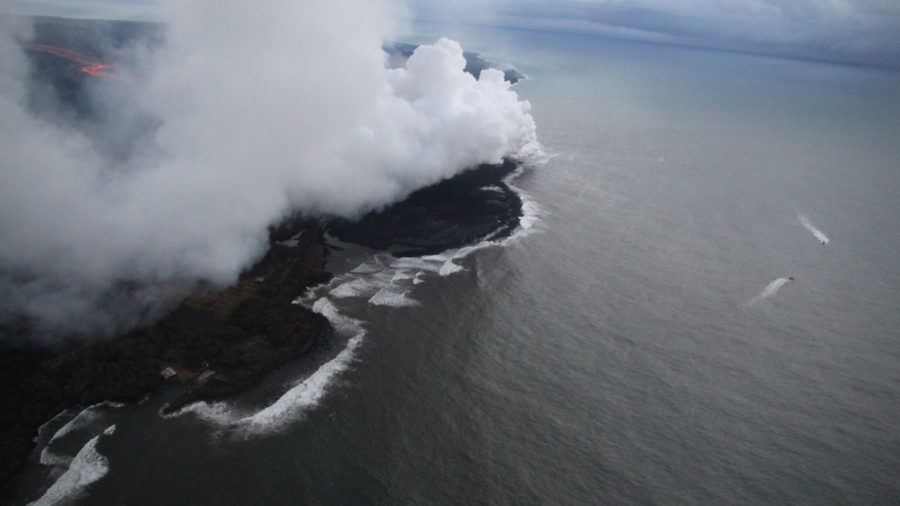 7 am Eruption Update for Saturday, July 21