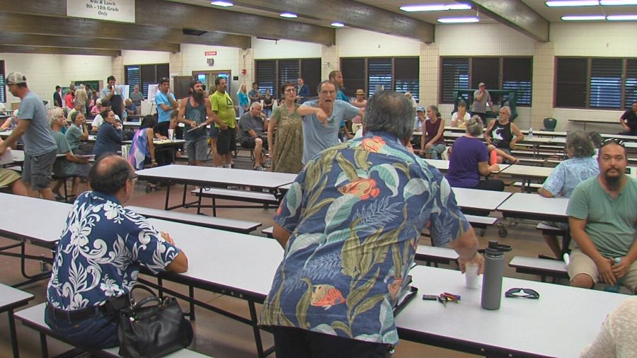 Format To Change For Next Public Meeting On Eruption