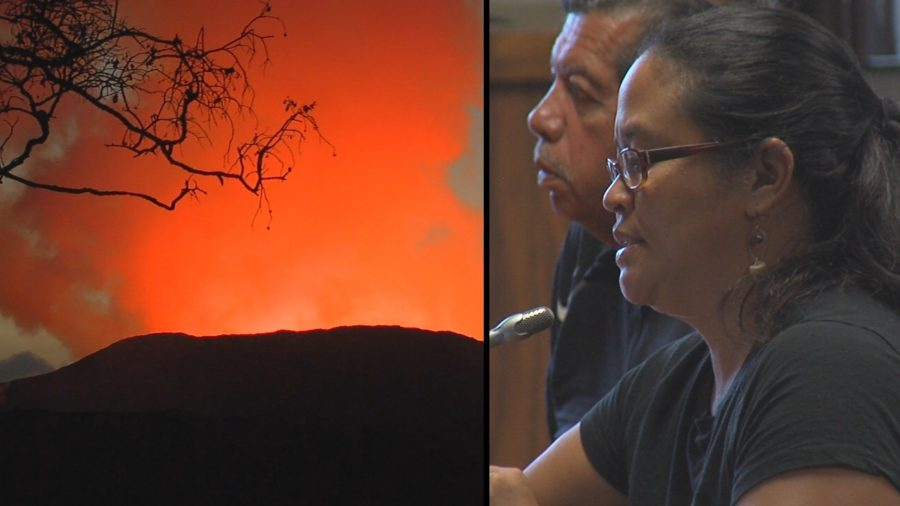 VIDEO: Fissure 8 Naming Process Supported In Council Testimony