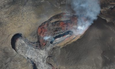 VIDEO: Eruption Update for Thursday, Aug. 9