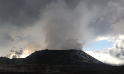 VIDEO: Eruption Update for Sunday, August 12