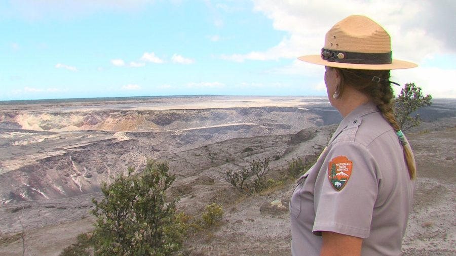 VIDEO: Closed Hawaii Volcanoes National Park Considers Recovery