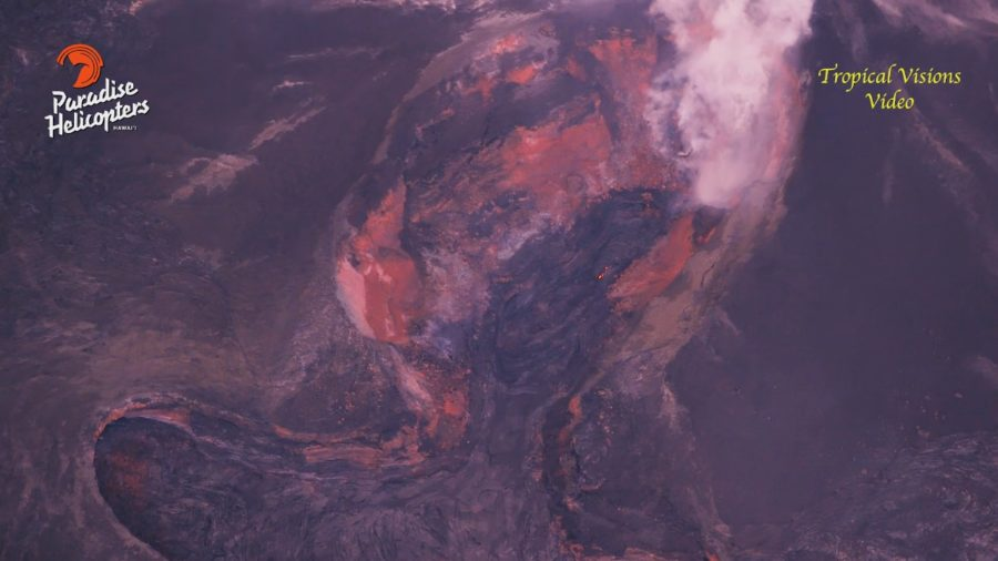 VIDEO: Eruption Update for Friday, August 17