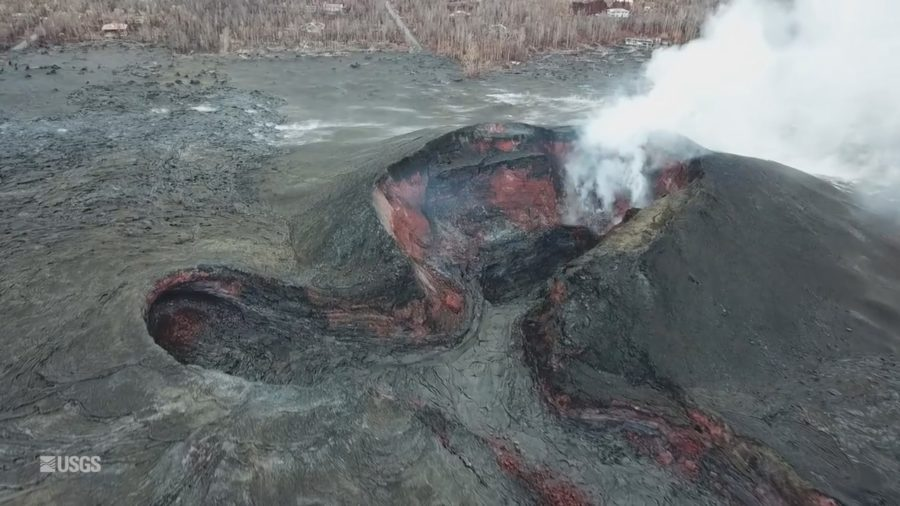 USGS: Small Fissure 8 Change May Indicate Eruption Is Paused, Not Pau