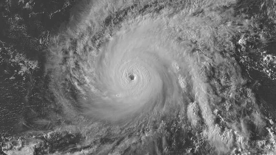 Uncertainty Surrounds Major Hurricane Lane's Track Towards Hawaii