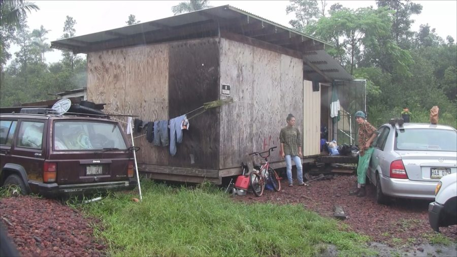 VIDEO: Flash Flooding Frightens Hawaiian Acres Residents