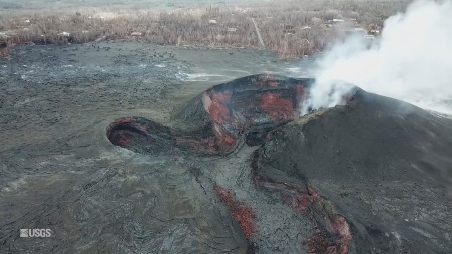 VIDEO: Fissure 8 Update, Eruption Pause Continues