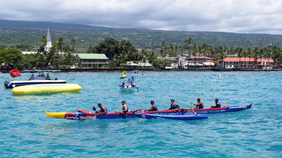 2018 Queen Lili'uokalani Long Distance Canoe Race Winners
