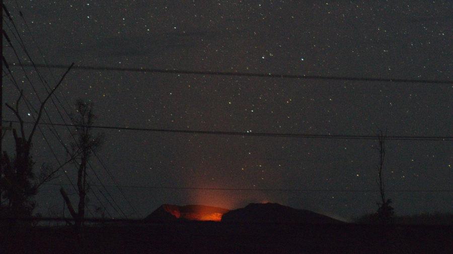 Lava In Fissure 8 Prompts New Civil Defense Message