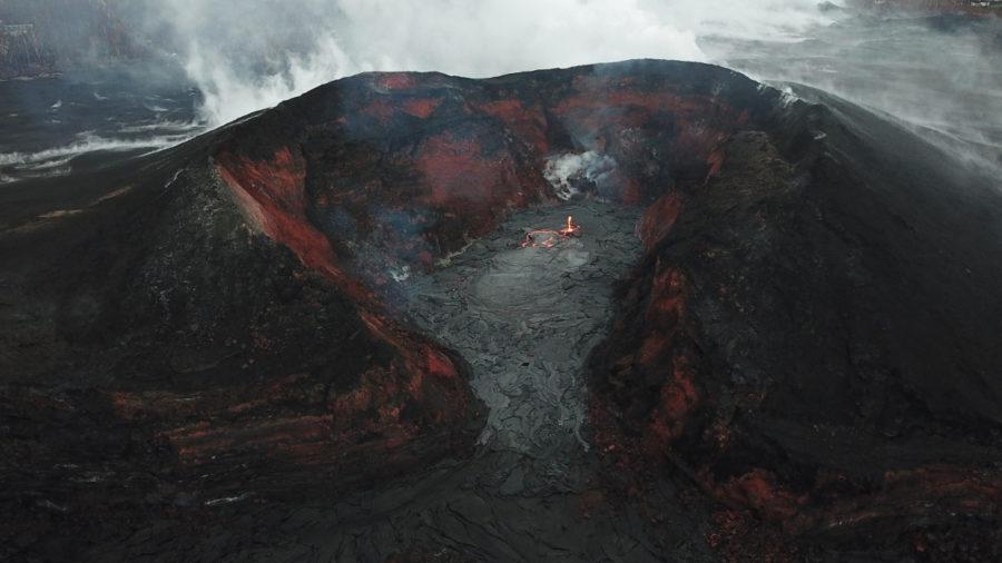 Volcano Update: Lava Still Active In Fissure 8