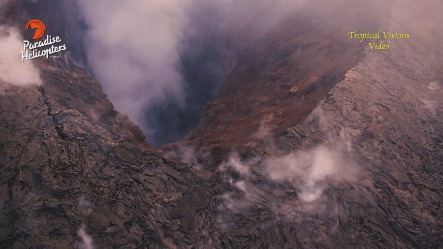 Hawaii Volcano Update – Collapses Observed At Pu'u O'o