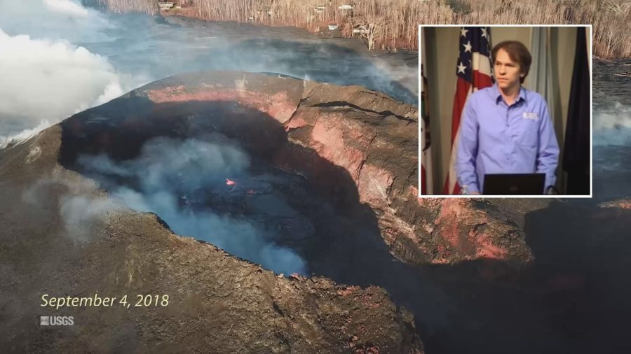 VIDEO: What's Going On At Kilauea Volcano?