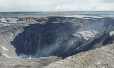 VIDEO: Hawaii Volcano Update – Summit Collapse Perspectives