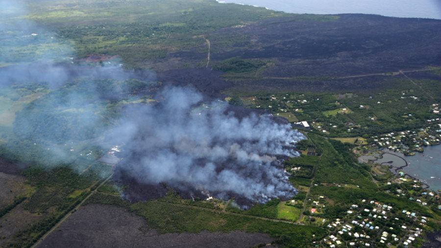 Hawaii Delegation Requests Federal Funds For Farmers Hit By Disasters