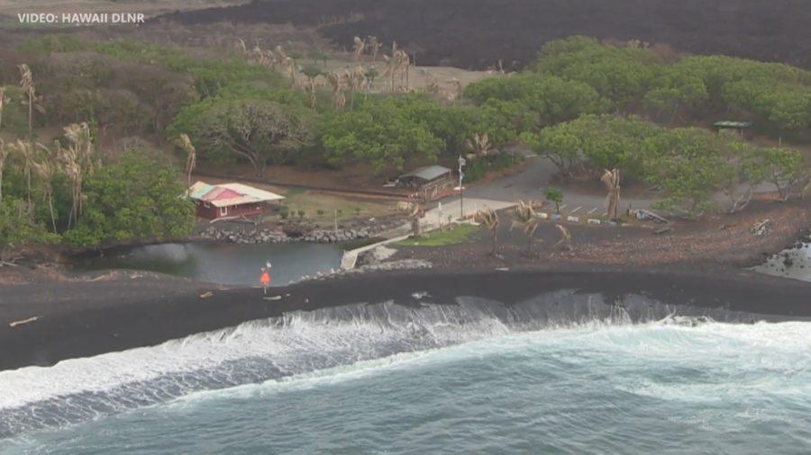 VIDEO: Pohoiki, MacKenzie – DLNR Update On New Puna Beaches